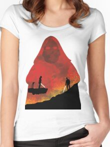 Revenge of the Sith Women's Fitted Scoop T-Shirt