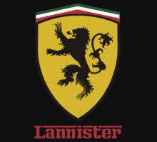 Lannister Racing by richobullet