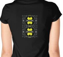 Yellow Mirror Women's Fitted Scoop T-Shirt