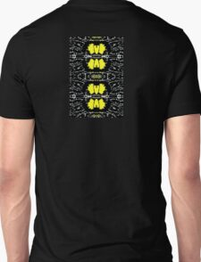 Yellow Mirror Unisex T-Shirt