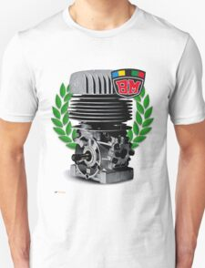 BM Vintage Kart Engine T-Shirt