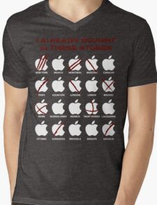 I ALREADY BOUGHT IN THESE STORES Mens V-Neck T-Shirt