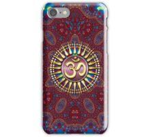 Earth Batik Golden OM iPhone & iPod Touch Case iPhone Case/Skin