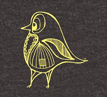 Yellow birdy Hoodie