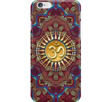 Batik Bohemian Aum Spiritual iPhone + iPod Touch Case iPhone Case/Skin