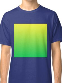 GREEN FIELD - Plain Color iPhone Case and Other Prints Classic T-Shirt