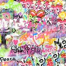 Love and Peace by ienemien
