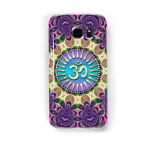 Mandala Energy Spiritual OM iPhone + iPod Case Samsung Galaxy Case/Skin
