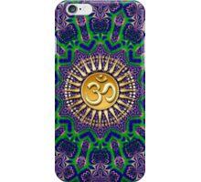 Purple Green Tribal Geometric iPhone + iPod Touch Case iPhone Case/Skin