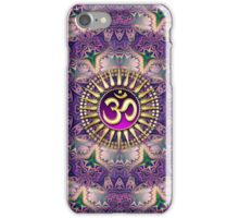 Purple Bohemian Pattern iPhone + iPod Touch Case iPhone Case/Skin