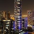 Dubai Marina Residential Towers by Citisurfer