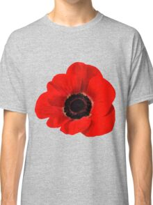 Poppy flower Classic T-Shirt