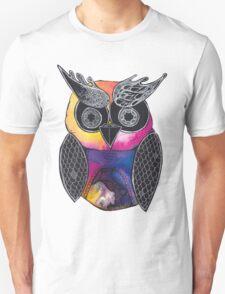 The hippy owl T-Shirt