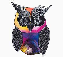 The hippy owl Unisex T-Shirt