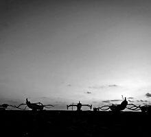 the boats by dwikresnantaka