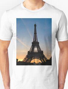 Eiffel Sunset T-Shirt