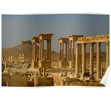 Palymyra in Syria Poster
