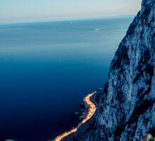 Gibraltar Rock Sticker