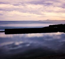 Sawtell Rock Pool _1 by Trudi Skinn