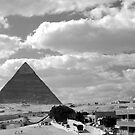 Giza Plateau by Citisurfer