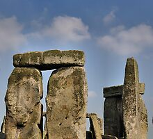 Stone Henge #1 by Paul  Eden