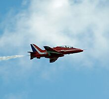 Red Arrows Air Show by ukphotography