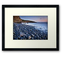 Dunraven Bay 007 Framed Print