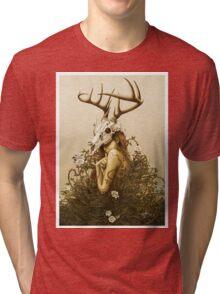 The Deer Secret Tri-blend T-Shirt