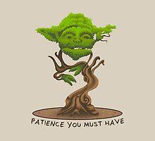 Bonsai Yoda by Alyn Spiller
