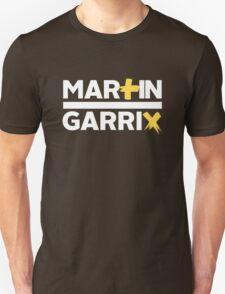 Martin Garrix Yellow - Black T-Shirt
