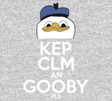 Kep Clm an Gooby Pls One Piece - Long Sleeve
