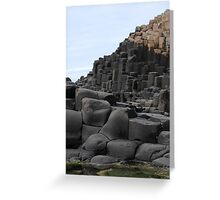 Giants Causeway, Ireland Greeting Card