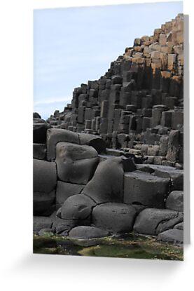 Giants Causeway, Ireland by MelissaSue
