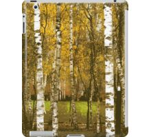 Urban Birches iPad Case/Skin