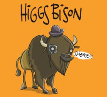 Higgs Bison : Smaller Size by CS Jennings