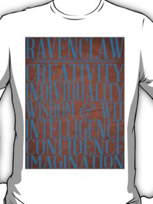Ravenclaw (Harry Potter) T-Shirt