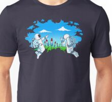 Unexpected Atmosphere Unisex T-Shirt
