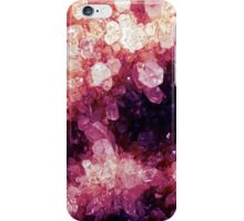 Raw Rose Quartz iPhone Case/Skin