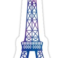 Eiffel Tower Paris Sticker