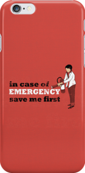 In Case of Emergency by BootsBoots