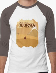 Have a Nice Journey Men's Baseball ¾ T-Shirt