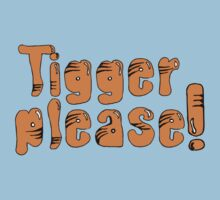 Tigger Please! Kids Clothes