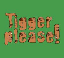 Tigger Please! Kids Clothes