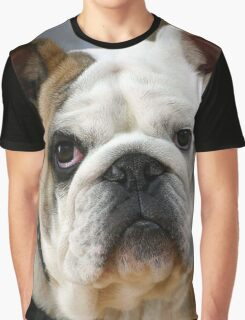 American Bulldog Graphic T-Shirt