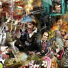 Jack Hammer by mrbartle