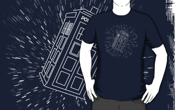 Tardis [Space Dimension Version] by devige