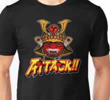 SAMURAI ATTACK!! Unisex T-Shirt