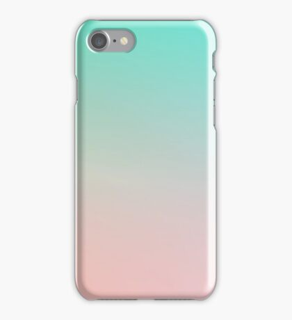 VAPORWAVE - Plain Color iPhone Case and Other Prints iPhone Case/Skin