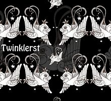 Mirrored Sparrow - 2011 by TwinkleRst