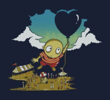 Lament of the Balloon Thief One Piece - Short Sleeve